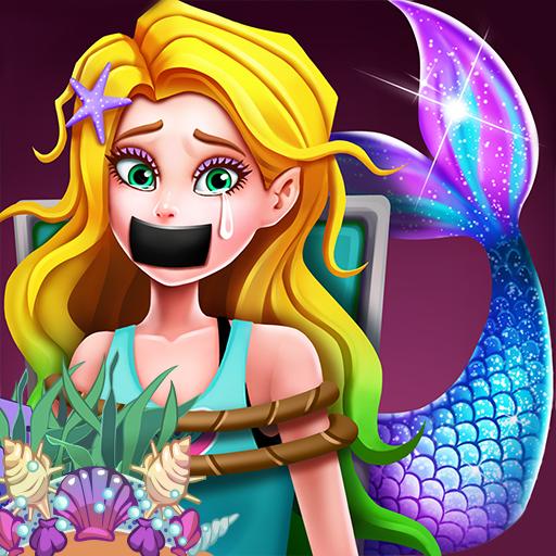 Mermaid Princess 2d
