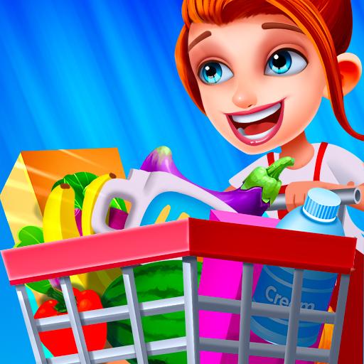 Supermarket - Kids Shopping Game